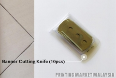 Banner Cutting Knife
